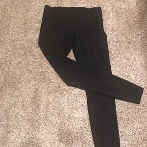 Lulu Lemon Tights with pockets